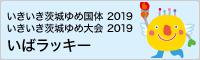 いきいき茨城ゆめ国体2019 いきいき茨城ゆめ大会2019