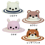 帽子動物160
